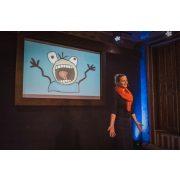 Szabadulj meg a bénító lámpaláztól! - Online workshop Neisz Laurával + BÓNUSZ 2 alkalom Skype konzultáció